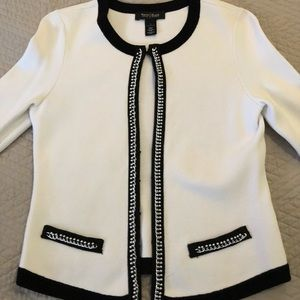 White House Black Market Chanel blazer
